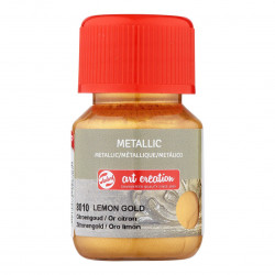 Art Metallic Lemon Gold 30 ml