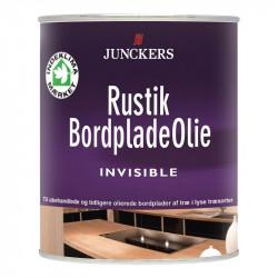 Junckers Rustik Bordpladeolie Invisible/Nordic 0,75 ltr.