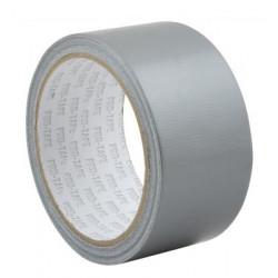 Gaffa Tape 48 mm. x 50 m. sølv
