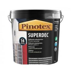 Pinotex Superdec tonede farver  5 ltr.