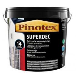 Pinotex Superdec tonede farver 10 ltr.