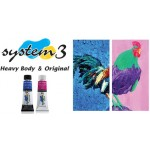 System 3 Akrylfarve